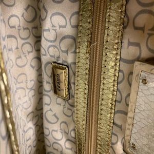 Guess Bags - Multi-Color (Silver, Chrome, Gold) Guess Purse